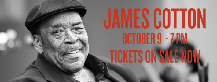 James Cotton 2